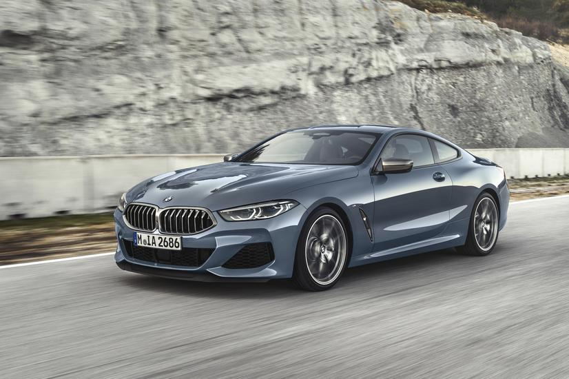 2020 BMW 8 Series Coupe