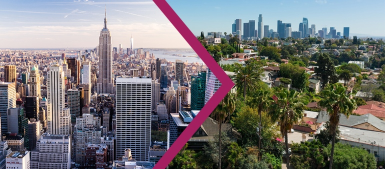 Urban Living Upstages Suburbia Even In Pandemic Year: LA, NYC Stand Out As Top Cities For Renter Interest